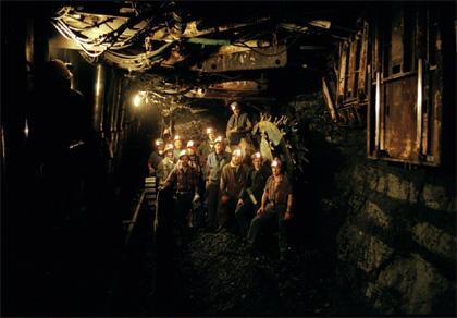 Mineurs, les derniers seigneurs du charbon