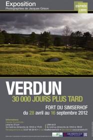 Verdun, 30000 jours plus tard...