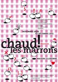 """6ème édition de """"Chaud les marrons""""!"""